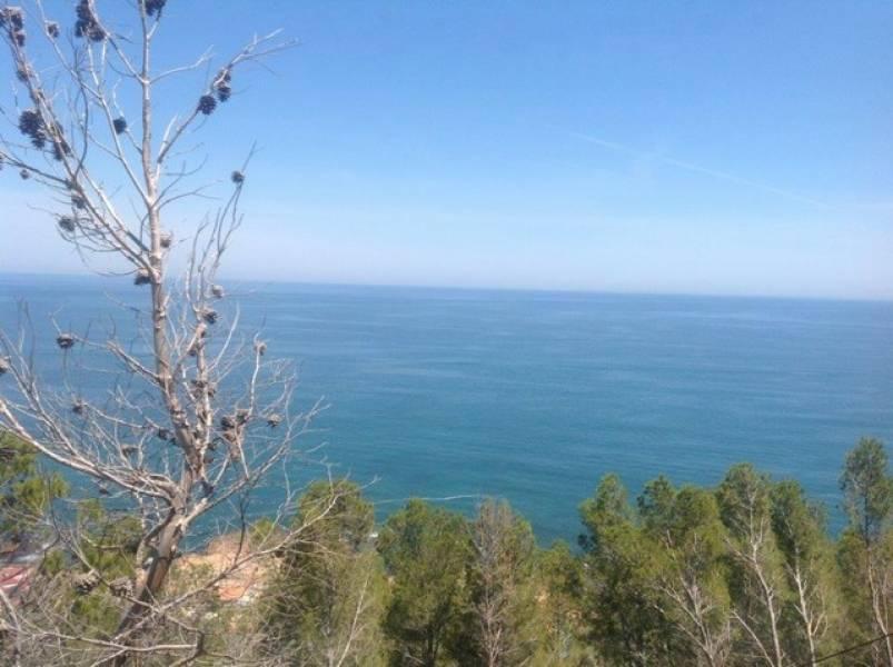 Parcela en Denia con vistas panorámicas al mar (Ref. PSC9582)