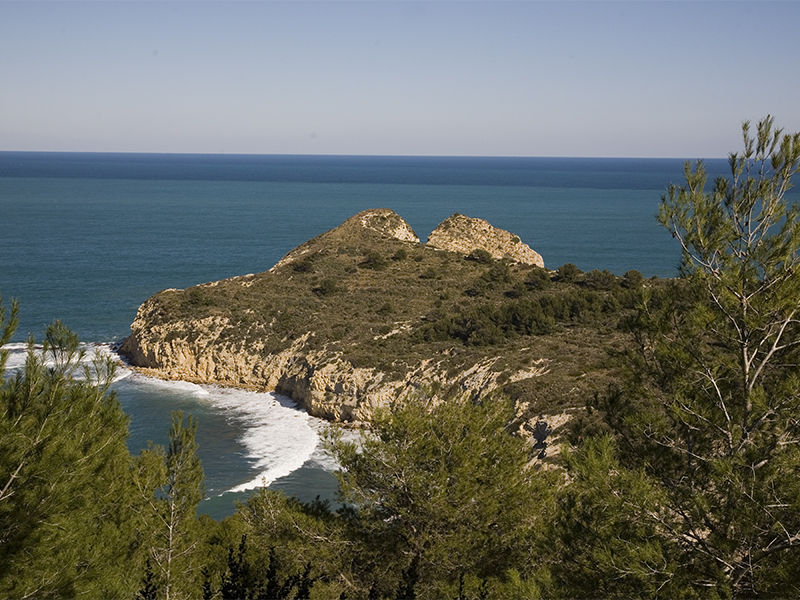 Cala Sardinera - 12 playas y calas de Jávea: una para disfrutar cada mes el año