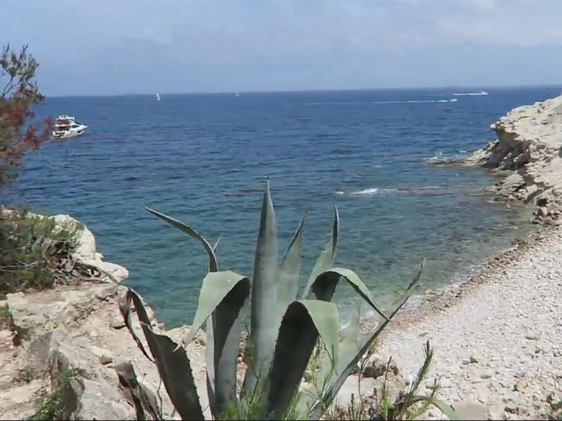 Cala del Frances - 12 playas y calas de Jávea: una para disfrutar cada mes el año